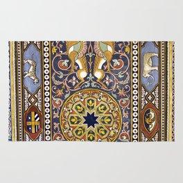 ART NOUVEAU - Giardini Naxos - Sicily - Italy Rug