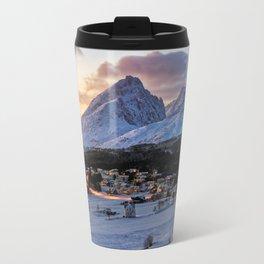 Borge, Lofoten Norway Travel Mug