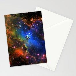Eagle Galaxy Stationery Cards