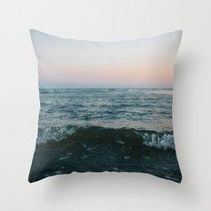 Dark Paradise Throw Pillow