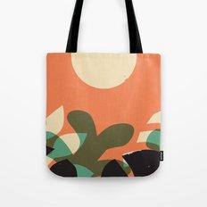Jungle Sun #2 Tote Bag