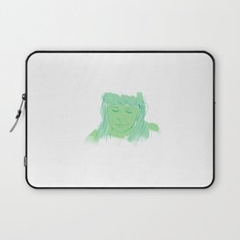 Alessi's Ark, another portrait I made, for purchasing here Laptop Sleeve