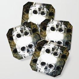 Skull Graffiti 1.0 Coaster