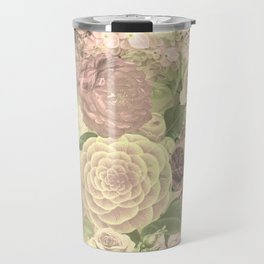 English rose Travel Mug