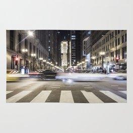 Street Blur Rug