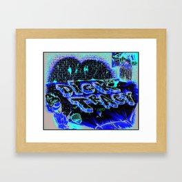 Doity Rat Framed Art Print
