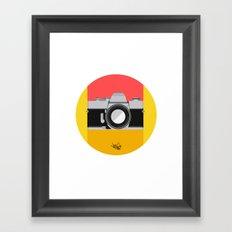 OHH SNAP! Framed Art Print