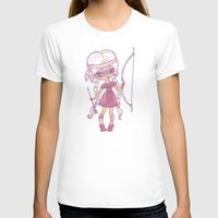 bows T-shirts featuring Bows and Arrows by tsai-fi