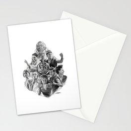 Homage to Cobra Kai Stationery Cards
