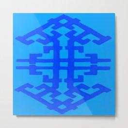Abstract Designz - 6 Metal Print