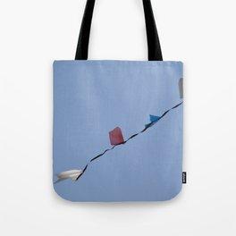 Bandeirolas Tote Bag