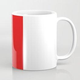 Red Is Mad Coffee Mug