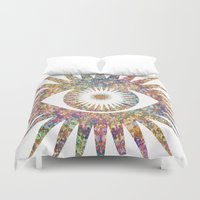 prism Duvet Covers featuring PRISM by shutupbek