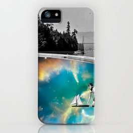 Boating iPhone Case