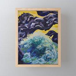 Ancient Words Majesty Framed Mini Art Print
