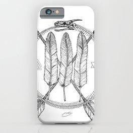 Ouroboros Logos iPhone Case