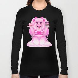Goo Girl Noms Long Sleeve T-shirt