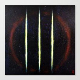 Nornir - Ancestral Spirits Of The Black Sky Canvas Print