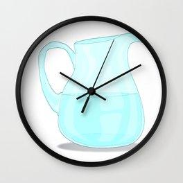 Water Jug Wall Clock