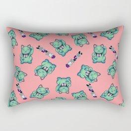 Maneki Neko Kei Rectangular Pillow