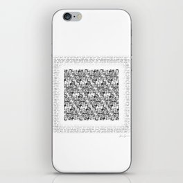 The Hanging Odes - Reflections of a feminist iPhone Skin