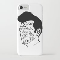 smiths iPhone & iPod Cases featuring How soon is now? by tycejones