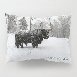 snowstorm Pillow Sham