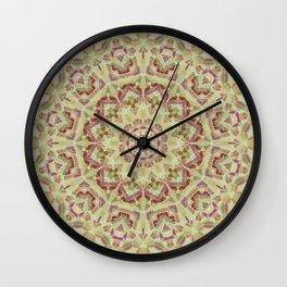 Kaleidoscope , mandala , ornament 1 Wall Clock