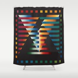 Treasure No. 1 Shower Curtain