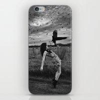 divergent iPhone & iPod Skins featuring Divergent by Stephanie Massaro