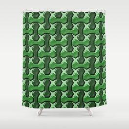 Geometrix 157 Shower Curtain