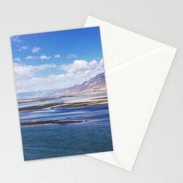 Tibet: Brahmaputra river Stationery Cards