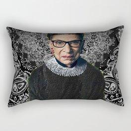 Ruth Bader Ginsburg Frida Rectangular Pillow