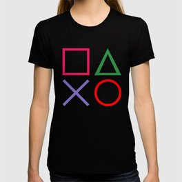 Gamer - Retro T-shirt