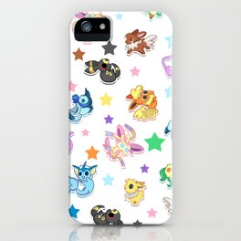 Cuties In The Stars iPhone Case