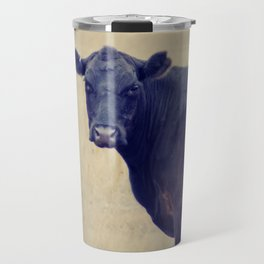 Looking Cow Travel Mug