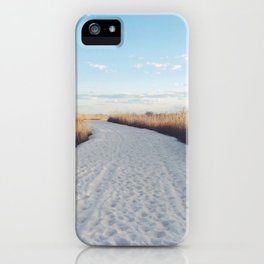 JONES BEACH | NEW YORK iPhone Case