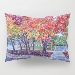 Late Autumn in Northern California Pillow Sham