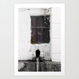 ariadni Art Print