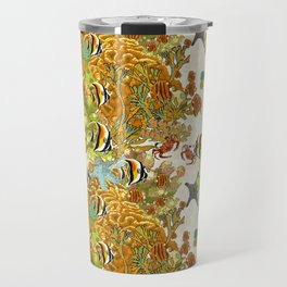 The Great Barrier Reef Travel Mug