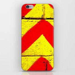 Hard Chevron iPhone Skin