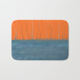Threadbare Bath Mat