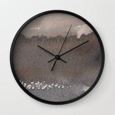 Winter 1 Wall Clock