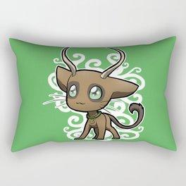Zodiac Cats - Taurus Rectangular Pillow