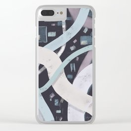 Little City Night | Inviting Clear iPhone Case