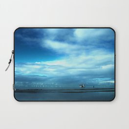 Off to Sea Laptop Sleeve