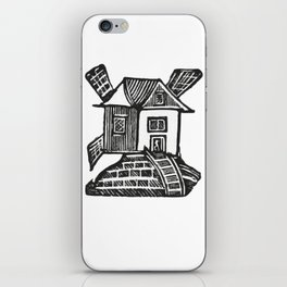 Windmill iPhone Skin
