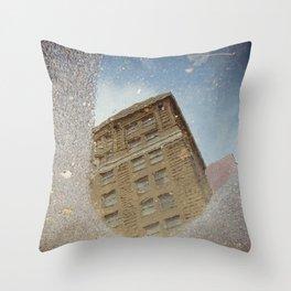 Revert Throw Pillow