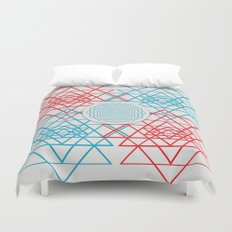 Geometrical 001  Duvet Cover
