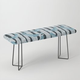 For the Birds and Birch Trees Bench